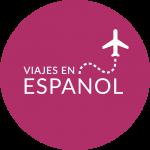 Logo de Viajes en español - Colombia
